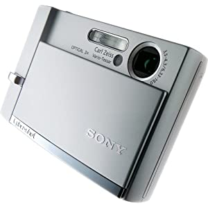 Sony Cybershot DSCT30 Reviews
