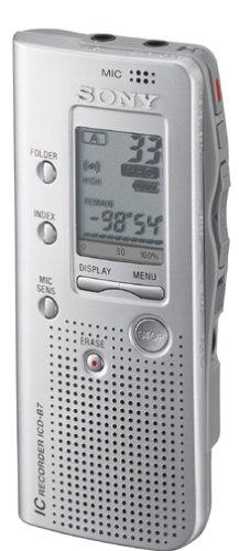 Sony ICD-B7 Digital Voice Recorder | digital recorder evp