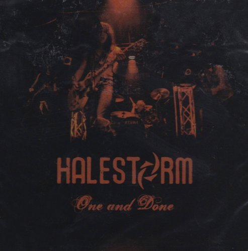 One & Done Ep Live by Halestorm (2006) Audio CD
