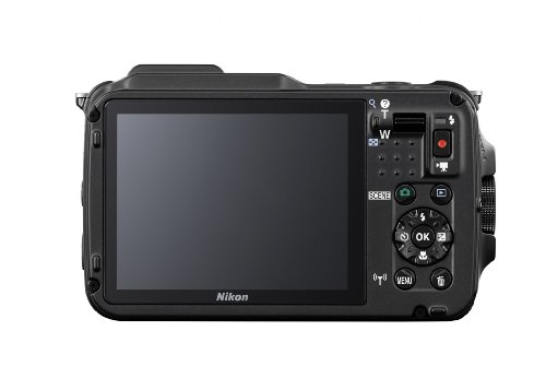 Nikon COOLPIX AW120 16.1 MP Wi-Fi and Waterproof Digital Camera with GPS and Full HD 1080p Video (Camouflage) best price