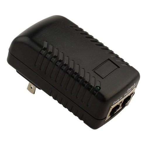 Networks Universal 48v Wall Plug POE Injector for Most Cisco