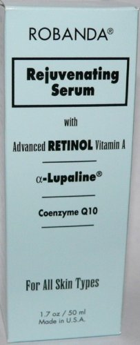 Robanda Rejuvenating Serum , 1.7 FL OZ