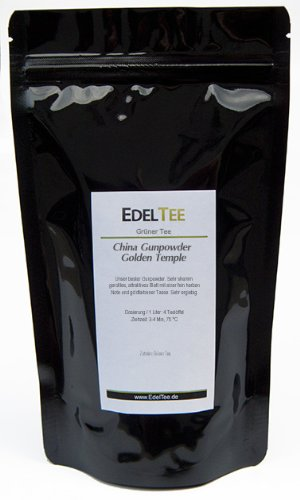 China &quot;Gunpowder Golden Temple&quot; (Gr&#252;ner Tee) - 50g
