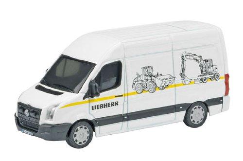 Schuco 452579900 - VW Crafter Liebherr, 1:87, Sammlermodell