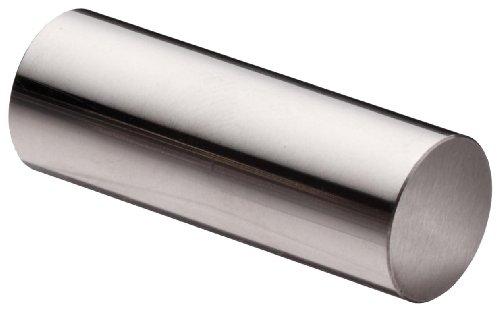 Vermont Gage Steel No-Go Plug Gage, Tolerance Class ZZ, 19.76 millimeter