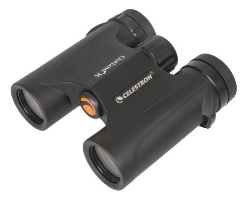 Celestron Outland X 10X25 Binocular, Black