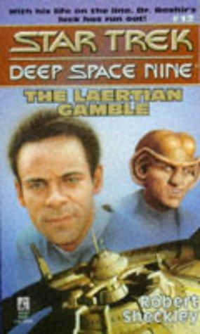The Laertian Gamble (Star Trek Deep Space Nine, No 12), Robert Scheckley