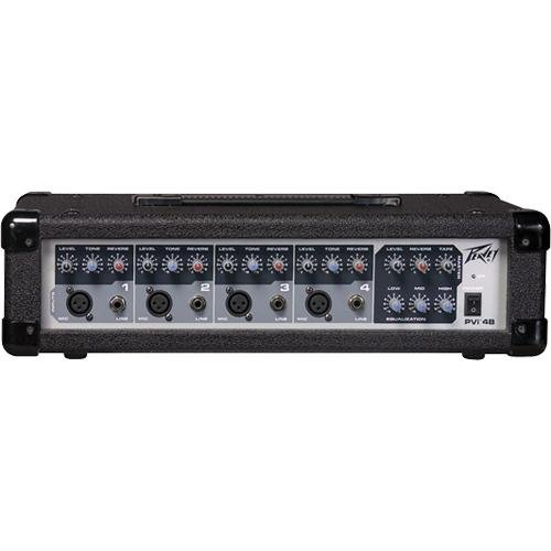 Peavey Pvi 4B 4 Channel Powered Mixer