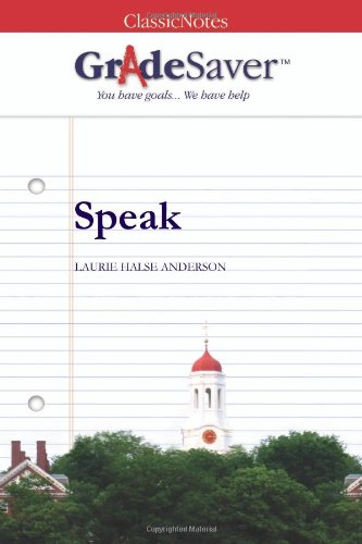 Speak Speak, the book vs. Speak, the movie | GradeSaver