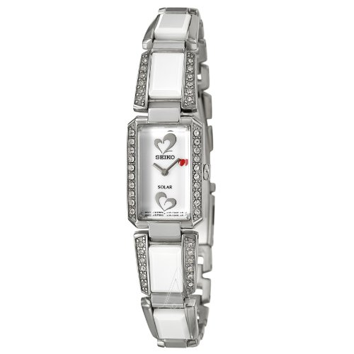 Seiko Tressia Women's Quartz Watch SUP185
