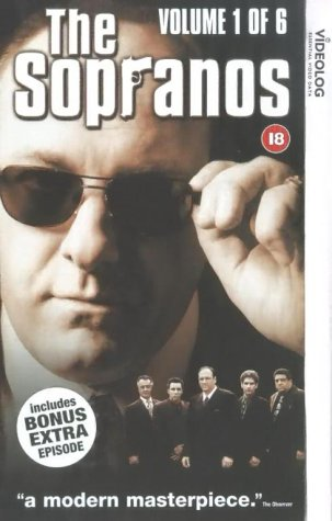 The Sopranos: Series 1 - Volume 1 [VHS]
