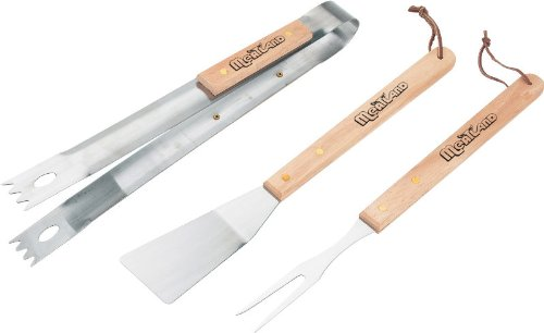 How To Get Imprintable 3 Piece Bbq Tool Set Case Pack 50