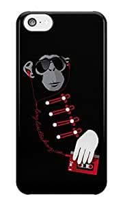 The Fappy Store long live the king plastic back cover for iphone 5c