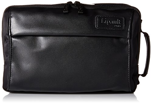 lipault-10-inch-dual-compartment-toiletry-kit-premium-black-one-size