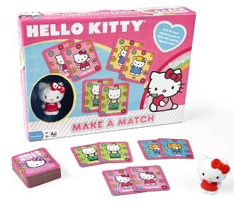 Hello Kitty Make a Match