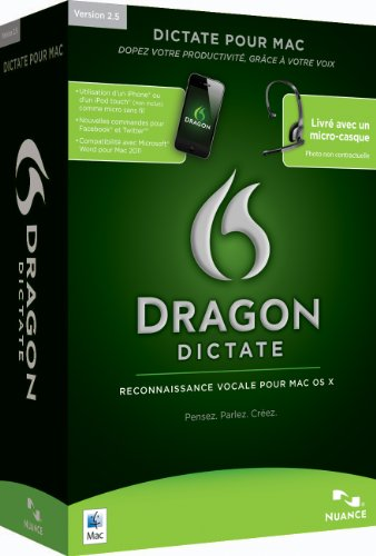 Log-Mac NUANCE Dragon Dictate 2.5