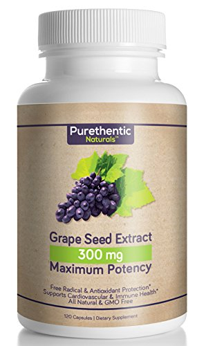 Grape Seed Extract Capsules 300