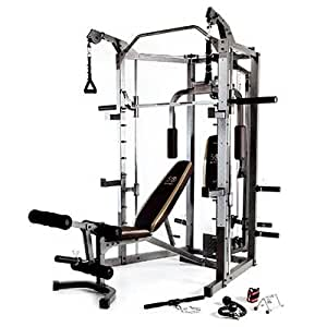Marcy® SM 4008 Combo Smith Machine