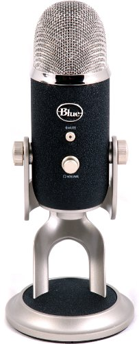 Blue Microphones Yeti Pro USB Condenser Microphone,