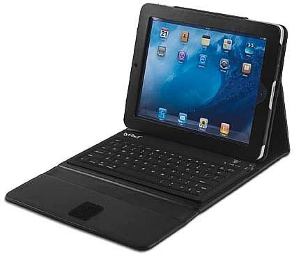 tyPad Gen2 Case for iPad with Built-in Bluetooth Keyboard