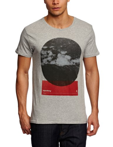 Supremebeing Sbst Redondo Printed Men's T-Shirt Heather Small