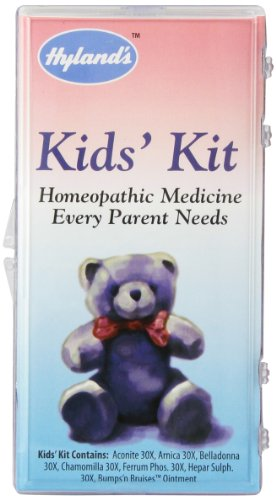 Hyland'S Kids' Kit, Homeopathic Medicine, 1 Kit