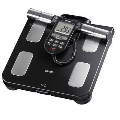 Full Body Sensor w Scale Blk (HBF-516B) -
