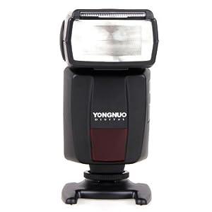 Yongnuo TTL Flash Speedlite YN-465 for Canon 1000D/XS, 500D/T1i, 450D/Xsi, 400D/Xti, 350D/Xt, 60D, 50D, 40D, 30D