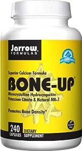 Jarrow杰诺Formulas Bone-Up强骨配方骨骼保健品 240颗 折后SS $11.82