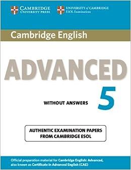 Advanced english essays