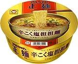 東洋 「マルちゃん正麺 カップ 辛こく塩担担麺」1箱(12入)
