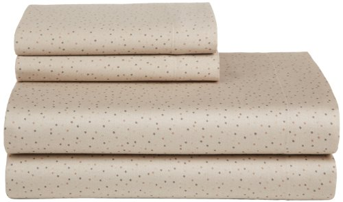Calvin Klein Home Champagne Berri Sheet Set, California King