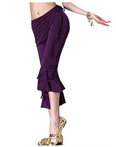 Travelfish Belly Dance Pants Latin Dance Short Pants Various Colors