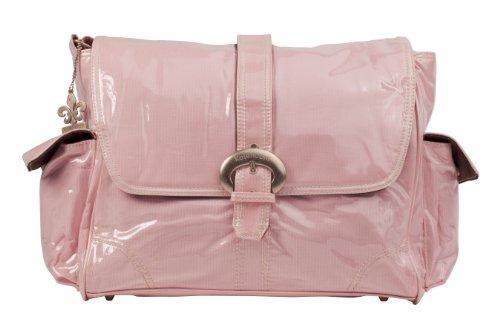 kalencom-bolso-cambiador-diseno-plastificado-con-hebilla-multicolor-pana-rosa-claro