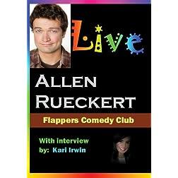 Allen Rueckert LIVE