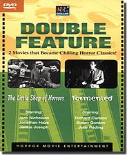 Little Shop of Horrors & Tormented - 2 Classic Movies