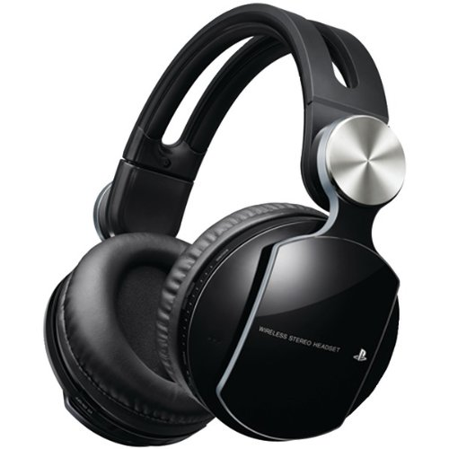 Sony 99037 Playstation(R)3 Pulse Wireless Elite Edition Stereo Headset (99037)