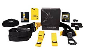 TRX PRO Suspension Training Kit by Fitness Anywhere Inc