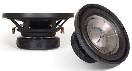 Oxygen Audio Spiral15.1 15 Inch. Subwoofer, 300 Watts (O2 Spiral-15.1) (Single Piece)