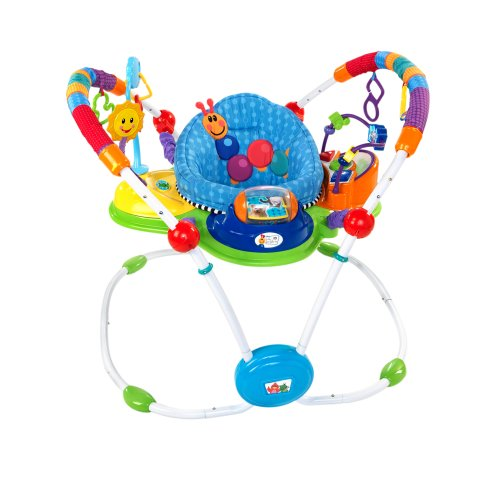 New Baby Einstein Musical Motion Activity Jumper