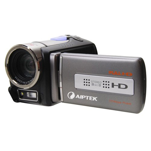 aiptek ahd pro 1080p high definition camcorder