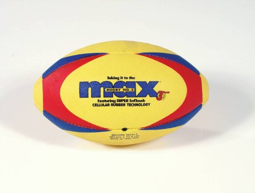 Sportimemax Flagrugby Size 3 front-981115