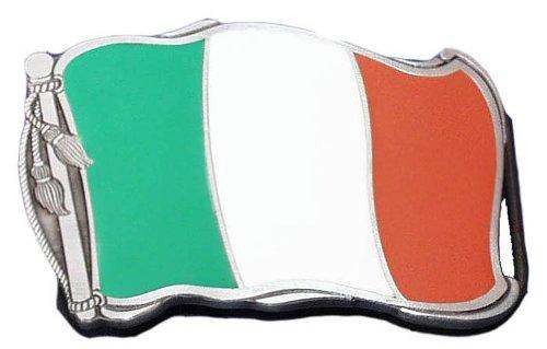Irish / Ireland Flag Belt Buckle