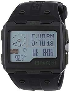 Timex - T49664EW - Timex WS4 - Montre Sport Homme - Bracelet Résine Noir - Altimètre - Baromètre