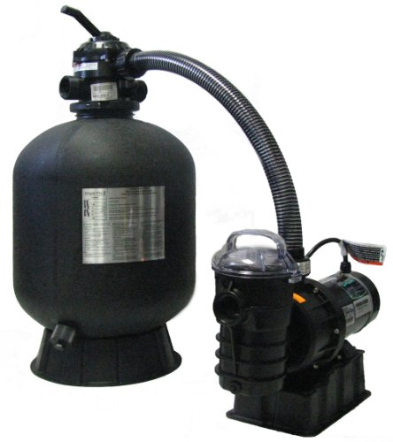Pentair sta rite srcf2016dn1160 for Pond sand filter system