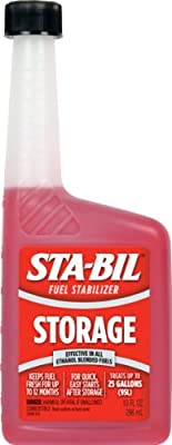 STA-BIL PK Fuel Stabilizer oz