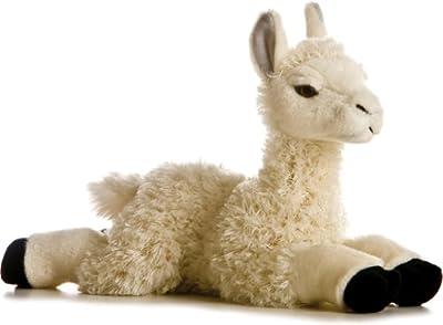 Aurora 12-inch Flopsie Teddy Llama
