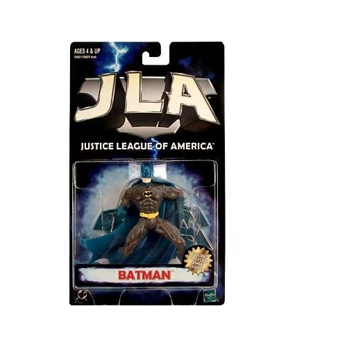JLA: Justice League of America Batman Action Figure - 1