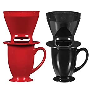 Melitta 64012 Ready Set Joe One Cup Coffee Maker