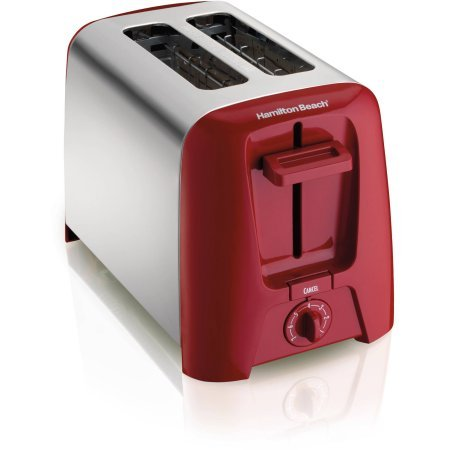 Hamilton Beach Cool Wall 2-Slice Toaster, Fits thick slices and bagels (Hamilton Beach Toaster Oven Parts compare prices)